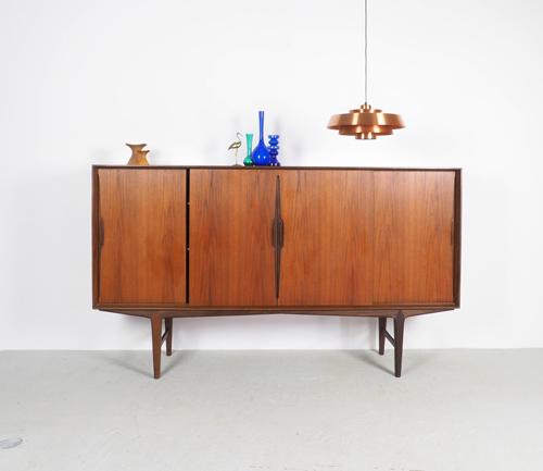 Deens Design Highboard Ew Bach 1960s