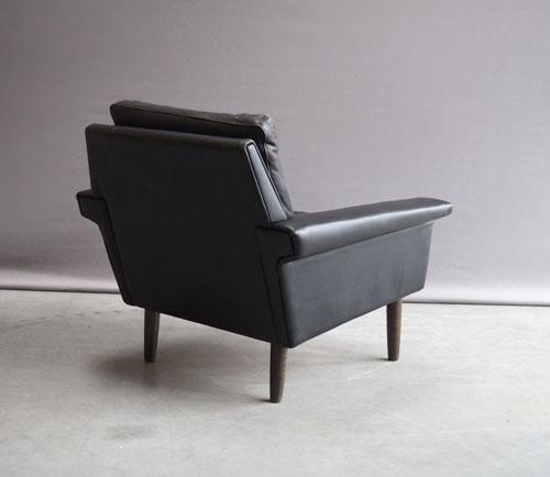 Jaren 60 leren deens design fauteuils vintage fauteuils for Jaren 60 meubelen