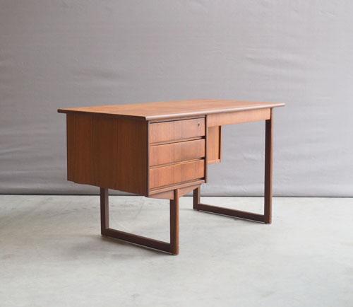 Verkocht deens design bureau jaren 60 for Ladeblok teak