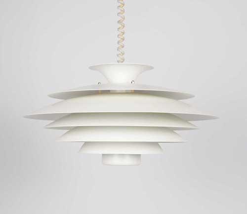 Nieuw Vintage Deens design lamp Form light KS-66