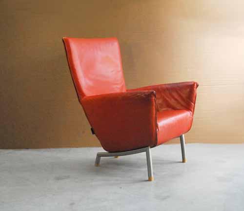 verkocht foxx fauteuil van gerard van den berg. Black Bedroom Furniture Sets. Home Design Ideas