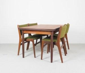 Eettafel Design Tweedehands.Vintage Design Tafels Uit Scandinavie En Nederland Ontdek De Trendy