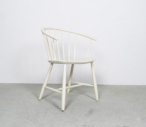 Leuke Design Fauteuil.Vintage Deens Design Spijlen Fauteuil
