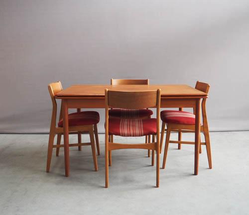 Mooie Teak Eettafel.Jaren 60 Deens Design Eettafel Van Teak
