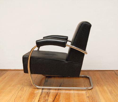 Verwonderlijk Chromen buisframe design fauteuil IP-42
